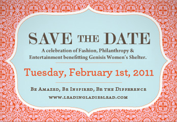Save the Date: Feb 1 and Feb 2 2011