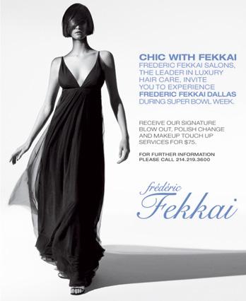 Chic with Fekkai