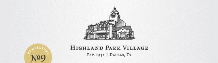 Highland Park Village Newsletter